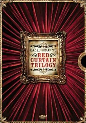 Red Curtain Trilogy (Strictly Ballroom/Romeo + Juliet/Moulin Rouge) (Bilingual)