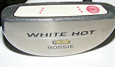 ODPWHI1034 32.5 ODYSSEY WHITE HOT PRO ROSSIE PUTTER