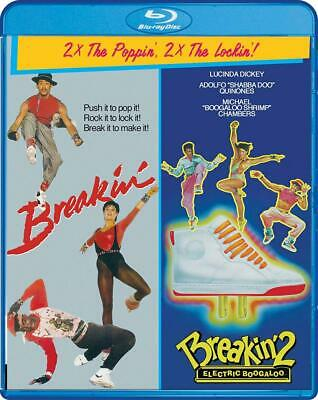Breakin' / 2: Electric Boogaloo [Blu-ray]