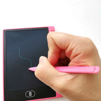 "4.4"" LCD Digital Writing Drawing Tablet Pad Graphic eWriter Boards Notepad WE9"
