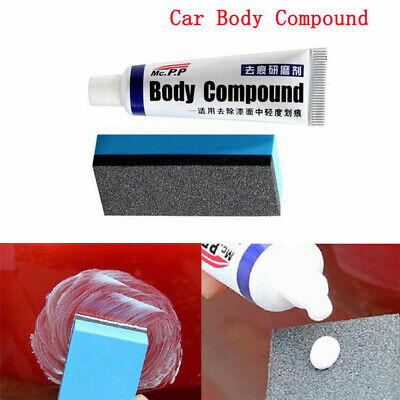 Car Scratch Paint Car Body Compound Polishing Grinding Paste Repair Remover
