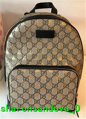 fda98ce7d2fa ≎NEW≎GUCCI≎SUPREME≎BEES≎BACKPACK≎BAG≎BEE≎GG≎ -  588.00 ...