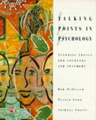(Good)0340606479 Talking Points In Psychology,Curtis, Anthony, Long, Martyn, McI
