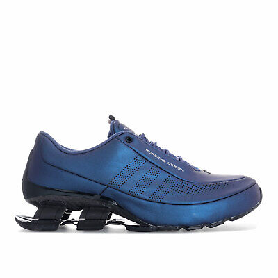 Mens adidas Porsche Design Mens Porsche Design Bounce S4 Trainers� in Blue - UK