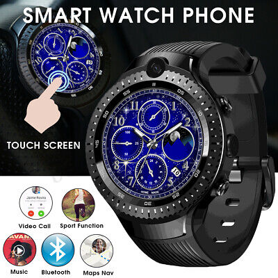 Zeblaze THOR 4 Dual bluetooth Smart Watch 1+16GB 4G WiFi 5.0MP For Android /iOS