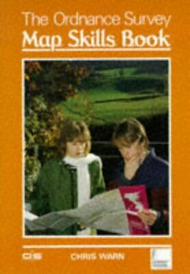 (Good)0174342845 The Ordnance Survey:  Map Skills Book,Warn, Chris,Paperback,Nel