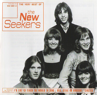 The Very Best Of The New Seekers - Cd