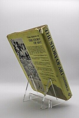 Book / Novel Holder / Display Stand / clear Acrylic