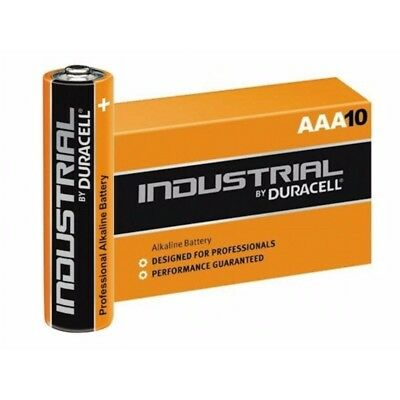 20 X Duracell AAA Industrial Mn2400 Battery Alkaline Replaces Procell Exp 2021
