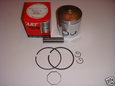 Ty 250 Yamaha  Type 434/516  Piston Complet Cote 0,25