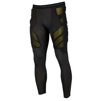 Klim Tactical Pants Black Gr. LG Protektorenhose Cross Enduro Unterhose Lang