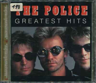 "THE POLICE ""Greatest Hits"" CD"