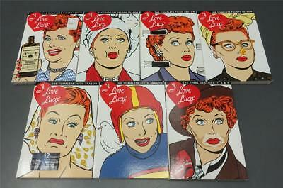 I Love Lucy The Complete TV Series on DVD Season 1 2 3 4 5 6 7 8 9