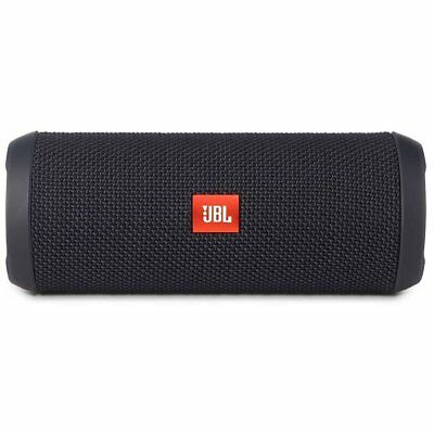 JBL Flip 3 Wireless Bluetooth Speaker Black