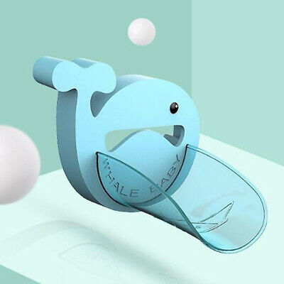 Bathroom Faucet Spouts Fish Whale Extender Baby Kids Hand Washing Sink S