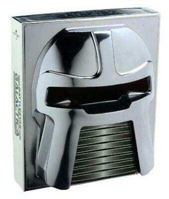 Battlestar Galactica: The Complete Epic Series (Limited Edition Cylon Head...