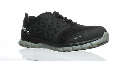 f63e360de6ef REEBOK MENS SUBLITE Cushion Work Black Safety Shoes Size 11 (170289 ...