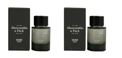 Lot Of 2 Brand New Abercrombie Fitch Colden Men Cologne 1 Fl Oz / 30 Ml New Box
