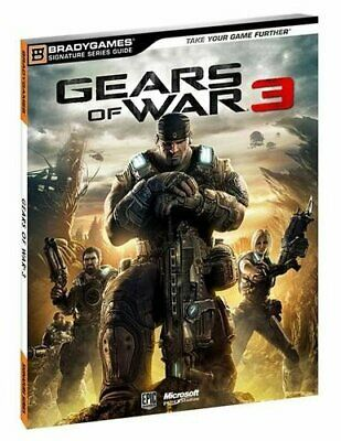 Gears of War 3 Signature Series Guide (Bradygames Signature Series Guide)-Brady