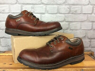64b59831c50af BRASHER MENS UK 9 Eu 43 Brown Leather Country Classic Shoes Rrp £120 ...