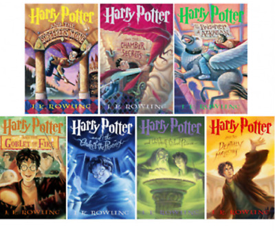 Harry Potter Audiobook Collection Books 1-7 Narrated by Stephen Fry (Audiobooks)