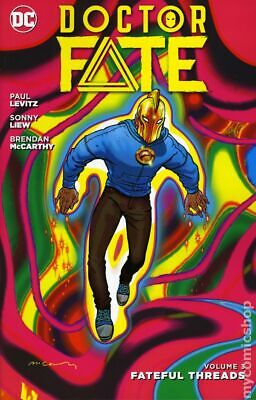 Doctor Fate TPB (2016- DC) #3-1ST 2017 VF Stock Image