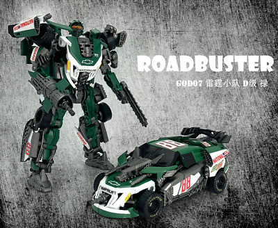 transformation TF Dream Studio GOD07 Roadbuster Figure New In STOCK