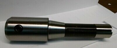 "1-1/2"" End Mill Holder With R8 Shank   **New**  R8-Eh112"