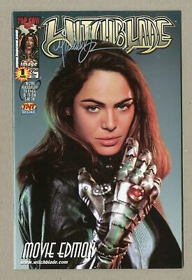 Witchblade Movie Edition (Photo Cover) 1A 2000 FN- 5.5