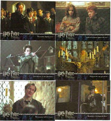 Lot of 20 Harry Potter & Prisoner of Azkaban Trading Cards and Foils - Cards Inc