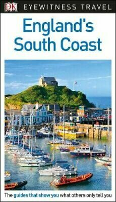 DK Eyewitness Travel Guide England's South Coast by DK (Paperback, 2017)