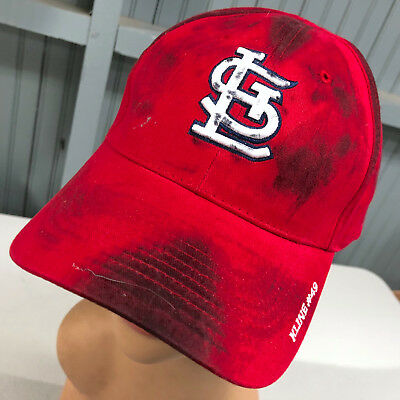 0f99b89b St. Louis Cardinals Kline Walmart Coca Cola Promo Adjustable Baseball Cap  Hat