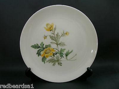 China Replacement Vintage Wedgwood Golden Glory Salad Dinner Plate 4441 22cms