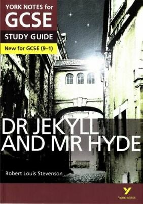 Dr Jekyll And Mr Hyde: York Notes For Gcse (9-1) Scicluna  John