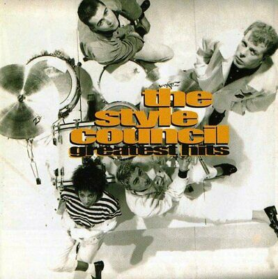 The Style Council - Greatest Hits - NEW CD (sealed)  Very Best Of - Paul Weller