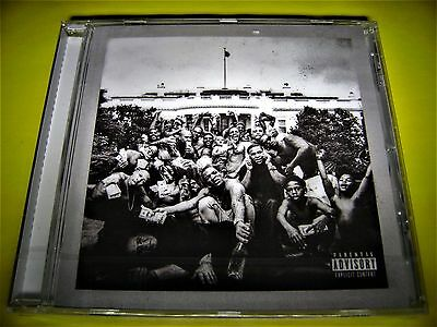 KENDRICK LAMAR - TO PIMP A BUTTERFLY | OVP | 5,99 € CD Shop 111austria