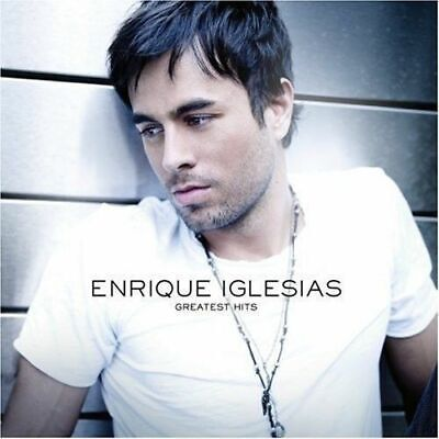 ENRIQUE IGLESIAS Greatest Hits CD BRAND NEW Best Of