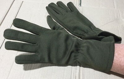 Genuine Australian Army Nomex® FLYERS Gloves - Olive Green       ***FREE POST***