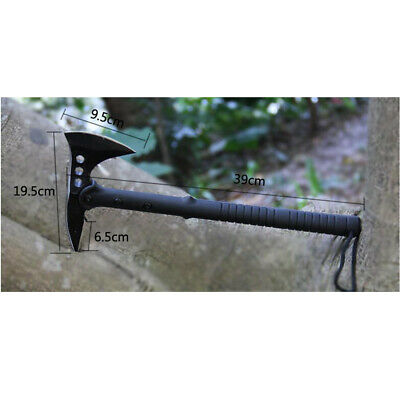 Multifunctional Military Axe Tactical Tomahawk Outdoor Survival Hatchet Camping