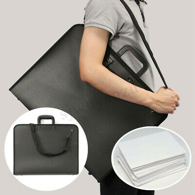 A2/A3 Office Document Carry  Portfolio Artist Drawing Board File Organiser