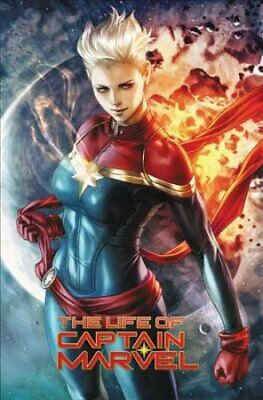 The Life Of Captain Marvel by Margaret Stohl 9781302912536 (Paperback, 2019)