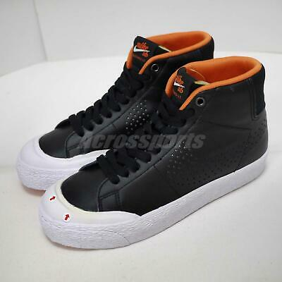 be5458858755 Nike SB Blazer Zoom Mid XT Left Toe With Discoloration Men Shoes 876872-001