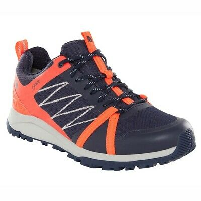 The North Face Litewave Fastpack II GTX W Peacoat Navy/Fiery Coral NF0A3REEC7R1/