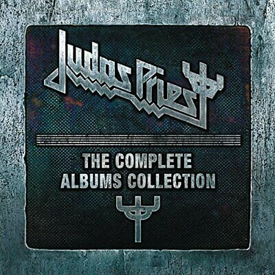 The Complete Albums Collection Judas Priest Audio CD