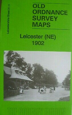 Old Ordnance Survey Maps Leicester NE Leicestershire 1902 Sheet 31.11 New