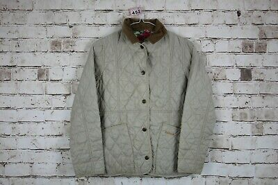 Barbour Quilted Jacket size L (10/11) No.P452 28/2