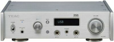 Teac Ud-505 Silver Converter D/a with Amplifier Headphones New Warranty