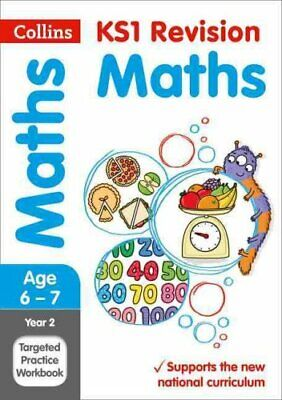 Year 2 Maths SATs Targeted Practice Workbook Key Stage 1 9780008179007