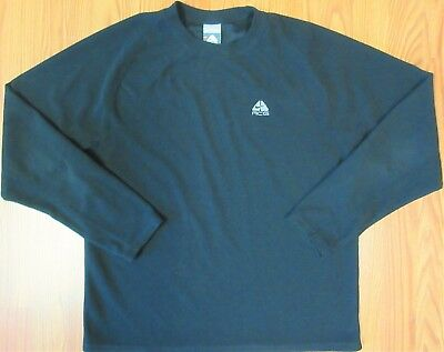 Sweatshirt Large Swoosh Made Mens Nike Crewneck 90's Usa Gray Vtg qSvtFW