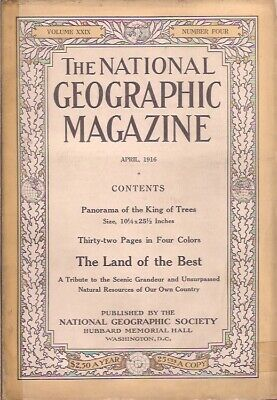 national geographic-APR 1916-THE LAND OF THE BEST.